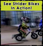 Strider PRE Bikes in Action! - Strider Bike Videos